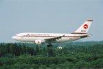sachiさんが、成田国際空港で撮影したビーマン・バングラデシュ航空 A310-324の航空フォト(飛行機 写真・画像)