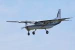 navipro787さんが、宮崎空港で撮影した朝日航空 208B Grand Caravanの航空フォト(飛行機 写真・画像)