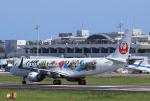 navipro787さんが、宮崎空港で撮影したジェイ・エア ERJ-190-100(ERJ-190STD)の航空フォト(飛行機 写真・画像)