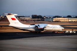 なごやんさんが、名古屋飛行場で撮影したアエロフロート・ソビエト航空 Il-76TDの航空フォト(飛行機 写真・画像)