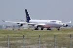 しゃこ隊さんが、羽田空港で撮影したルフトハンザドイツ航空 A340-313Xの航空フォト(飛行機 写真・画像)