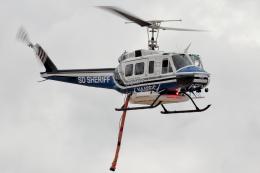 キャスバルさんが、ミラマー海兵隊航空ステーション で撮影したCOUNTY OF SAN DIEGO 205の航空フォト(飛行機 写真・画像)