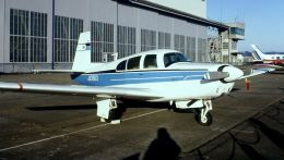 cathay451さんが、岐阜基地で撮影した日本法人所有 M20E Chapparalの航空フォト(飛行機 写真・画像)