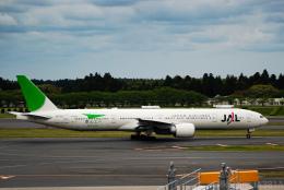 池さん@JA381Aさんが、成田国際空港で撮影した日本航空 777-346/ERの航空フォト(飛行機 写真・画像)