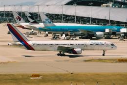 rokko2000さんが、関西国際空港で撮影したロイヤル・ネパール航空 757-2F8の航空フォト(飛行機 写真・画像)