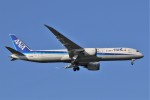 walker2000さんが、成田国際空港で撮影した全日空 787-9の航空フォト(飛行機 写真・画像)