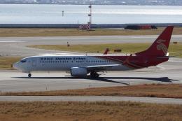 神宮寺ももさんが、関西国際空港で撮影した深圳航空 737-87Lの航空フォト(飛行機 写真・画像)