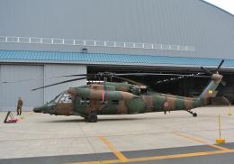 雲霧さんが、木更津飛行場で撮影した陸上自衛隊 UH-60JAの航空フォト(飛行機 写真・画像)
