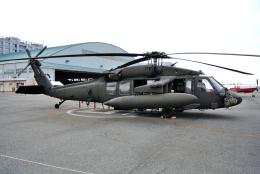 雲霧さんが、木更津飛行場で撮影したアメリカ陸軍 UH-60L Black Hawk (S-70A)の航空フォト(飛行機 写真・画像)