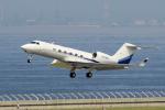yabyanさんが、中部国際空港で撮影したWILMINGTON TRUST CO TRUSTEE G350/G450の航空フォト(飛行機 写真・画像)