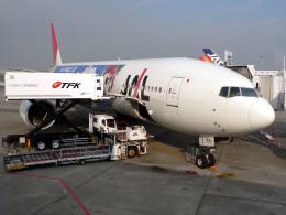 南国の防人さんが、羽田空港で撮影した日本航空 777-246の航空フォト(飛行機 写真・画像)