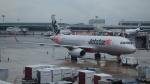 AE31Xさんが、シンガポール・チャンギ国際空港で撮影したジェットスター・アジア A320-232の航空フォト(飛行機 写真・画像)