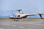 mojioさんが、静岡空港で撮影したヘリサービス 206B-3 JetRanger IIIの航空フォト(飛行機 写真・画像)