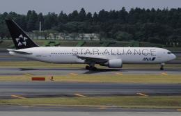 ☆ゆっきー☆さんが、成田国際空港で撮影した全日空 767-381/ERの航空フォト(飛行機 写真・画像)