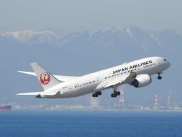 航空フォト:JA825J 日本航空 787-8 Dreamliner