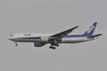 kumagorouさんが、羽田空港で撮影した全日空 777-281/ERの航空フォト(飛行機 写真・画像)