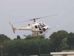 EosR2さんが、鹿児島空港で撮影した鹿児島国際航空 AS350B Ecureuilの航空フォト(飛行機 写真・画像)