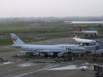 monjiro22001さんが、羽田空港で撮影した日本航空 747-346の航空フォト(飛行機 写真・画像)