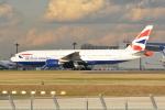 LEGACY-747さんが、成田国際空港で撮影したブリティッシュ・エアウェイズ 777-236/ERの航空フォト(飛行機 写真・画像)