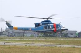航空フォト:JA6711 新潟県警察 412