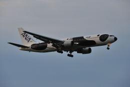 ポン太さんが、成田国際空港で撮影した全日空 767-381/ERの航空フォト(飛行機 写真・画像)