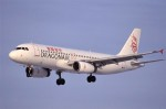 kumagorouさんが、仙台空港で撮影した香港ドラゴン航空 A320-231の航空フォト(飛行機 写真・画像)