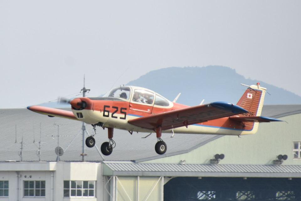ワイエスさんの日本個人所有 Fuji FA-200 Aero Subaru (JA3625) 航空フォト