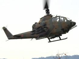 hanatomo735さんが、海田市駐屯地で撮影した陸上自衛隊 AH-1Sの航空フォト(飛行機 写真・画像)