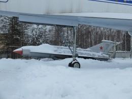 Smyth Newmanさんが、モニノ空軍博物館で撮影したソビエト空軍 MiG-21I Analogの航空フォト(飛行機 写真・画像)