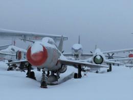 Smyth Newmanさんが、モニノ空軍博物館で撮影したソビエト空軍 MiG-21Sの航空フォト(飛行機 写真・画像)