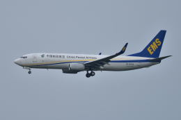 リョウさんが、成田国際空港で撮影した中国郵政航空 737-81Q(BCF)の航空フォト(飛行機 写真・画像)