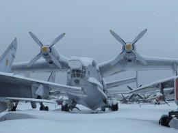 Smyth Newmanさんが、モニノ空軍博物館で撮影したロシア海軍 Be-12の航空フォト(飛行機 写真・画像)