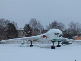Smyth Newmanさんが、モニノ空軍博物館で撮影したロシア海軍 Tu-16Kの航空フォト(飛行機 写真・画像)