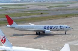 tasho0525さんが、羽田空港で撮影した日本航空 777-246の航空フォト(飛行機 写真・画像)