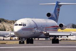 Airliners Freakさんが、プリンセス・ジュリアナ国際空港で撮影したアメリジェット・インターナショナルの航空フォト(飛行機 写真・画像)