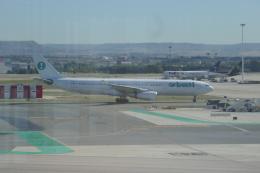 TUILANYAKSUさんが、マドリード・バラハス国際空港で撮影したオーベスト A330-343Xの航空フォト(飛行機 写真・画像)