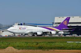 航空フォト:HS-TGG タイ国際航空 747-400