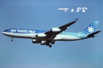 tassさんが、成田国際空港で撮影したエア・タヒチ・ヌイ A340-211の航空フォト(飛行機 写真・画像)