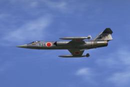電車の運転士さんが、岐阜基地で撮影した航空自衛隊 F-104J Starfighterの航空フォト(飛行機 写真・画像)