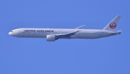kenko.sさんが、成田国際空港で撮影した日本航空 777-346/ERの航空フォト(飛行機 写真・画像)