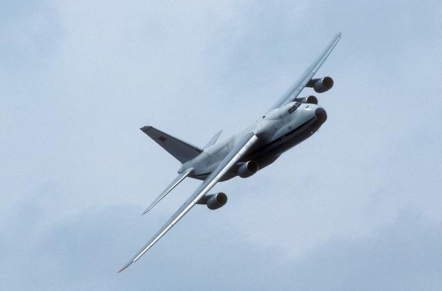 kekeさんが、ル・ブールジェ空港で撮影したアントノフ・エアラインズ An-124-100 Ruslanの航空フォト(飛行機 写真・画像)