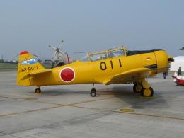 masahiさんが、静浜飛行場で撮影した航空自衛隊 T-6F Texanの航空フォト(飛行機 写真・画像)