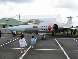 masahiさんが、静浜飛行場で撮影した航空自衛隊 F-104J Starfighterの航空フォト(飛行機 写真・画像)