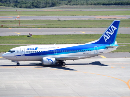 むらさめさんが、新千歳空港で撮影したANAウイングス 737-54Kの航空フォト(飛行機 写真・画像)