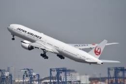 turenoアカクロさんが、羽田空港で撮影した日本航空 777-346/ERの航空フォト(飛行機 写真・画像)