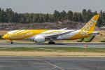 Cozy Gotoさんが、成田国際空港で撮影したスクート 787-8 Dreamlinerの航空フォト(飛行機 写真・画像)