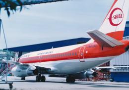 rokko2000さんが、伊丹空港で撮影した南西航空 737-2Q3/Advの航空フォト(飛行機 写真・画像)