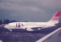 rokko2000さんが、宮古空港で撮影した日本トランスオーシャン航空 737-205/Advの航空フォト(飛行機 写真・画像)