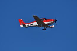 ひこ☆さんが、熊本空港で撮影した航空大学校 SR22の航空フォト(飛行機 写真・画像)