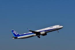 ひこ☆さんが、熊本空港で撮影した全日空 A321-272Nの航空フォト(飛行機 写真・画像)